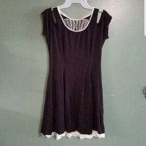 Hot Topic Midnight Hour dress